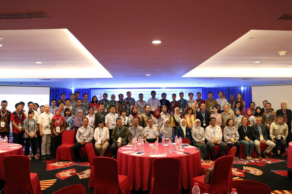Photo of all participants in MSAT 2019